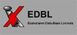 Euskararen datu-base lexikala